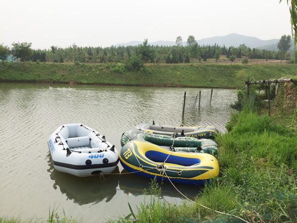 农庄风采 - 饭香园_青岛钱谷山有机农庄_青岛海泰生态
